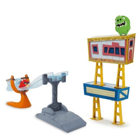 Conoce la nueva colección de juguetes de Angry Birds