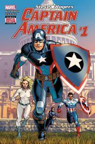 Capitán América sería agente de Hydra en nuevo cómic de Marvel - steve-rogers-capitan-america-marvel-527x800