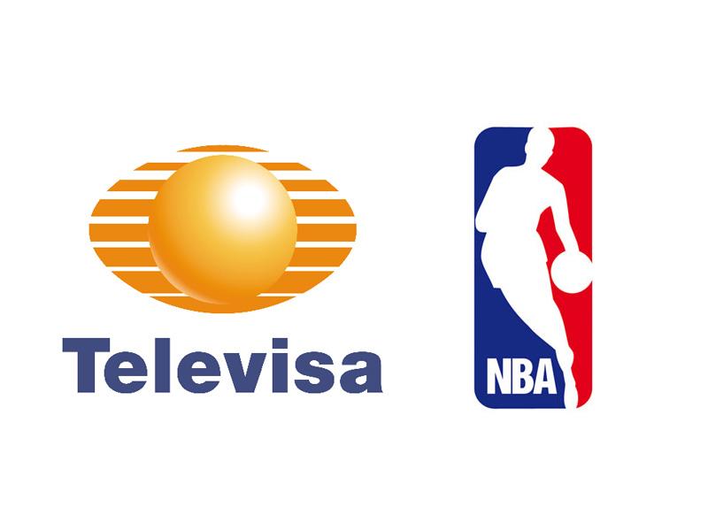 Televisa transmitirá la NBA en México - televisa-nba