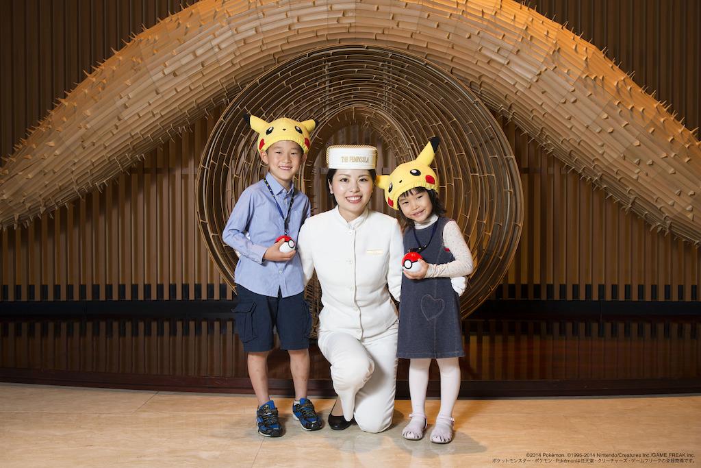The Peninsula Tokyo presenta Pokémon Hotel Adventure: The Power of Ten - the-peninsula-tokyo-poke_mon