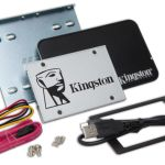 Kingston anuncia la UV400, su nuevo SSD nivel de entrada