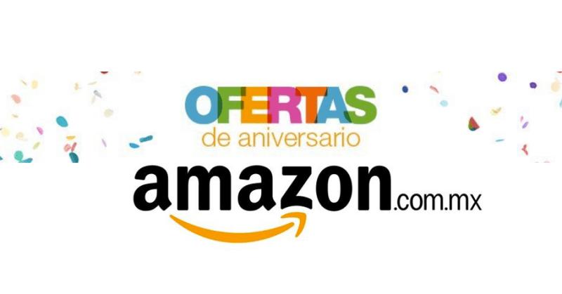 Amazon México celebra su primer Aniversario con cientos de ofertas - amazon-mexico-aniversario