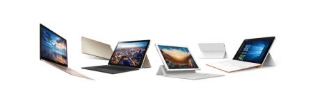 Computex 2016: Lanzamiento de nuevas computadoras portátiles ASUS