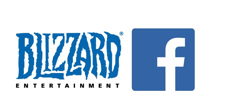 Blizzard anuncia integración con Facebook para sus juegos - blizzard-facebook-800x384