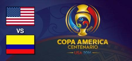 Estados Unidos vs Colombia, Tercer Lugar de Copa América 2016 | Resultado: 0-1