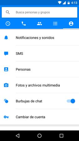 Facebook Messenger añade soporte para SMS en Android - facebook-messenger-2