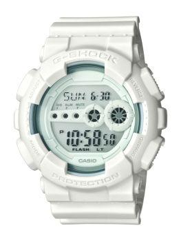 Conoce las tres colecciones White G-Shock - gd-100ww-7_jf_dr_cr_er