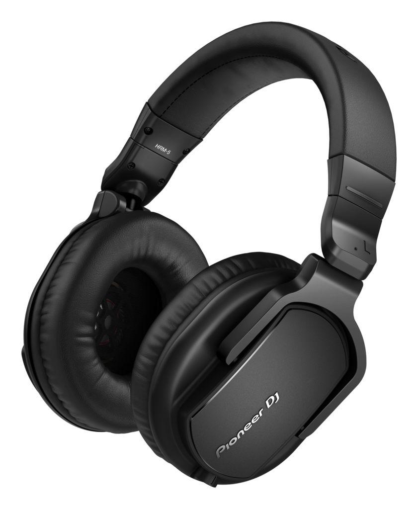 Nueva dupla de audífonos Pioneer para monitoreo musical de alta precisión - hrm-5_audifonos-pioneer