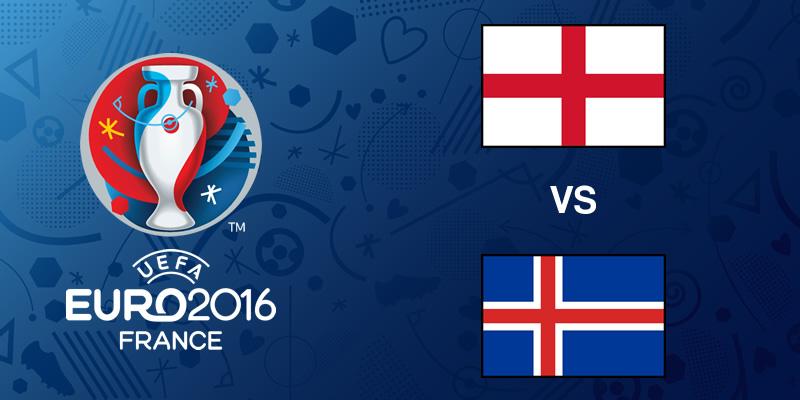 Inglaterra vs Islandia, Octavos de Final Euro 2016 | Resultado: 1-2 - inglaterra-vs-islandia-eurocopa-2016