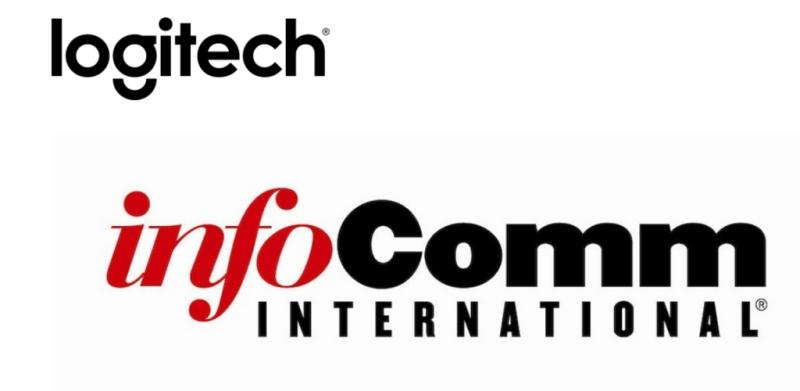 Logitech anuncia su participación por primera vez en InfoComm 2016 - logitech-infocomm-2016-800x391