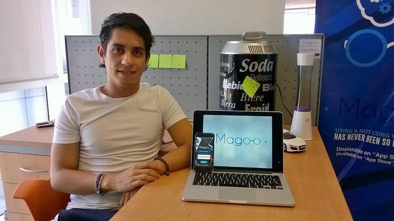Mexicanos crean app que te recompensa por no usar el teléfono en horas de clase - magoo-app-escolar-800x449