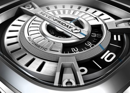 SevenFriday M1/01, el reloj perfecto para un Grooming Style