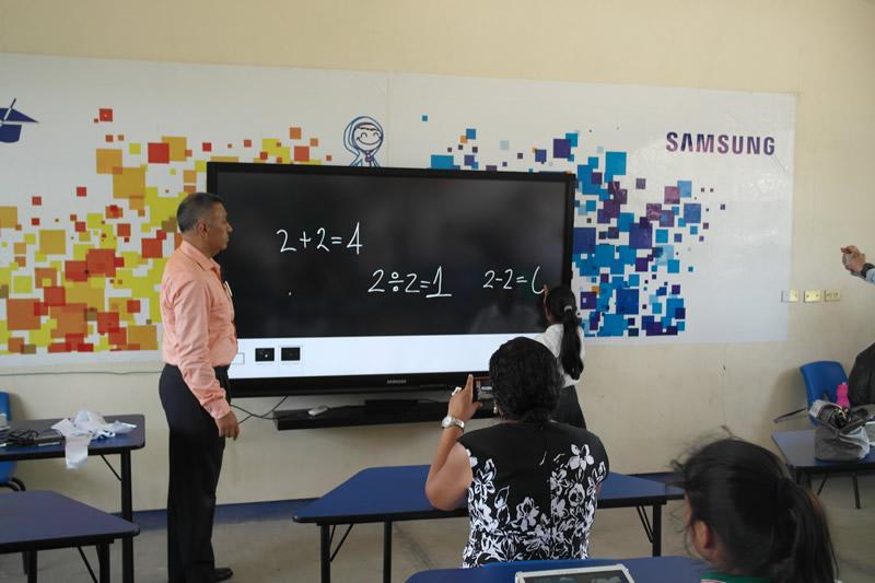 Smart School de Samsung llega a Chiapas - smart-school-samsung-chiapas