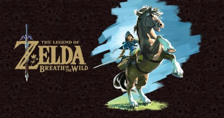 The Legend of Zelda: Breath of the Wild es mostrado por Nintendo en la E3
