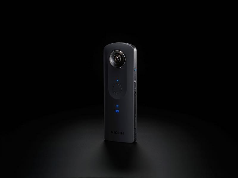 Theta S, la cámara para fotos de 360 grados de RICOH ya está en México - theta-s-camara-360-ricoh