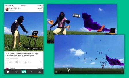 Twitter y Vine ahora permiten subir videos de 140 segundos