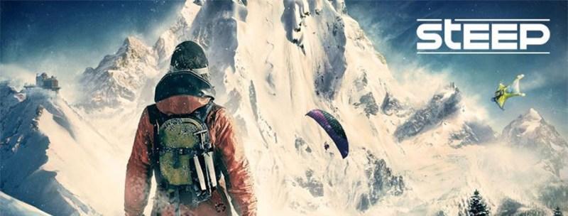 Ubisoft anuncia Steep, nuevo juego de acción deportiva Open World - ubisoft-steep-800x304