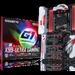 Computex 2016: GIGABYTE presenta nueva línea de motherboards y Brix - x99-ultra-gaming-motherboard