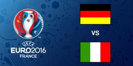 Alemania vs Italia, Cuartos de Final de la EURO 2016 | Resultado: 1-1
