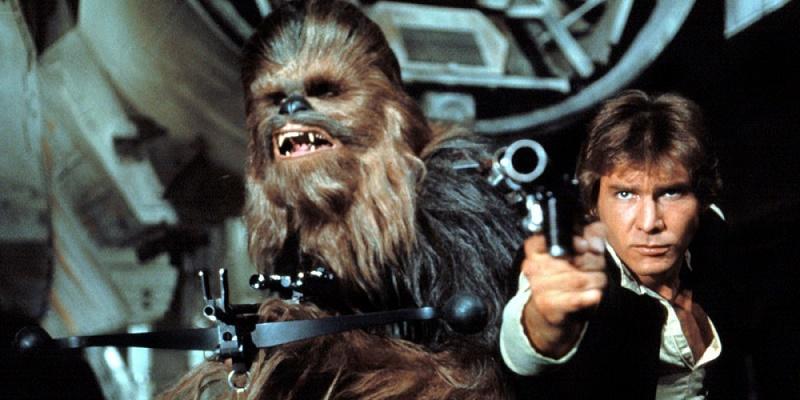 'Star Wars': Disney estaría preparando una trilogía sobre Han Solo - best-movie-sidekicks-chewbacca-800x400