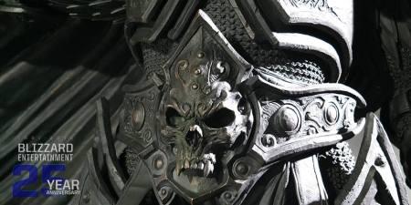 Blizzard develará estatua de bronce basada en personaje del universo Warcraft