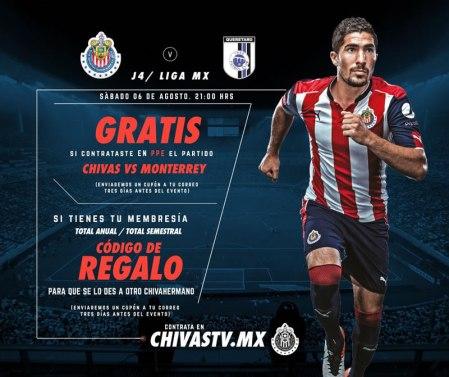Chivas TV gratis para el partido contra Querétaro; conoce los detalles