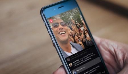 Facebook Live permitirá transmitir en vivo por 4 horas