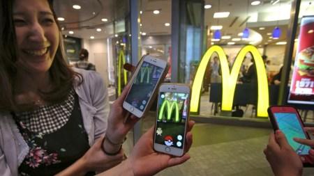 McDonald's hace alianza con Niantic en Japón