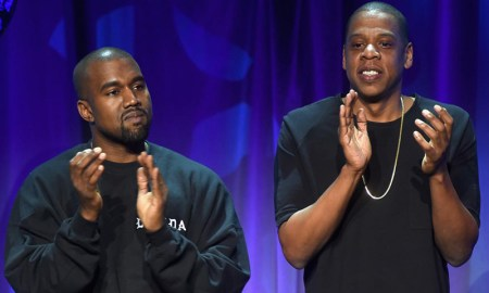 "Kanye West le pide a Apple que ""le pague"" a Jay Z por Tidal"