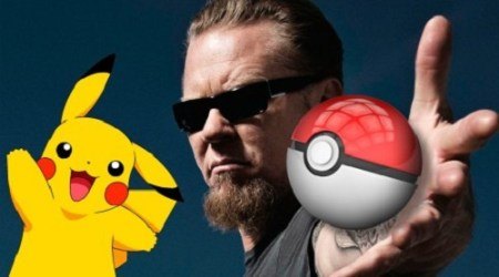 ¿Hizo Metallica un cover al tema de Pokémon? [Video]