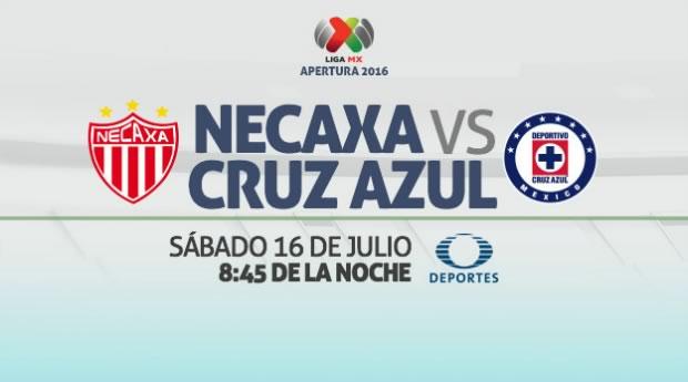 Necaxa vs Cruz Azul, Jornada 1 del Apertura 2016 | Resultado: 0-0 - necaxa-vs-cruz-azul-en-vivo-apertura-2016