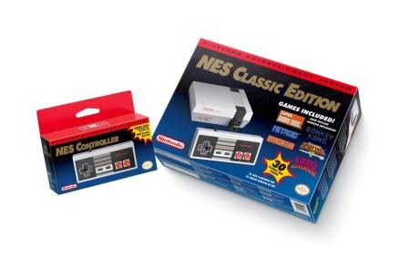 Nintendo anuncia la NES Classic Edition