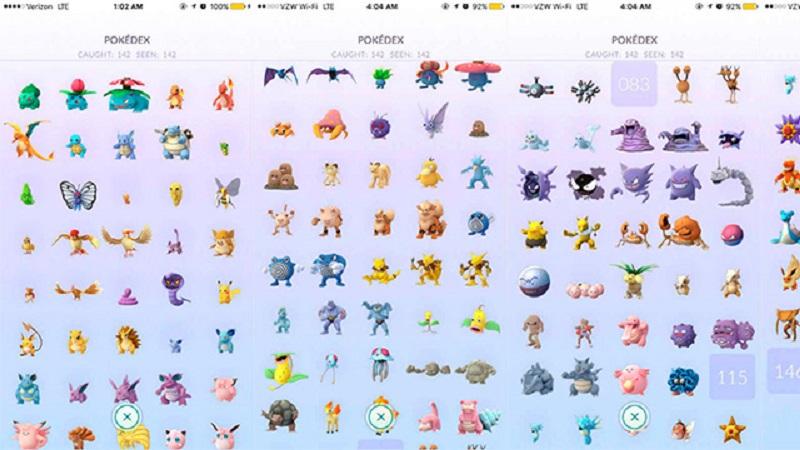 Jugador logra captura todas las criaturas de Pokémon GO - pokemon-800x450