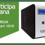 Participa y gana un UPS Interactivo R-Smart 1010 de CDP