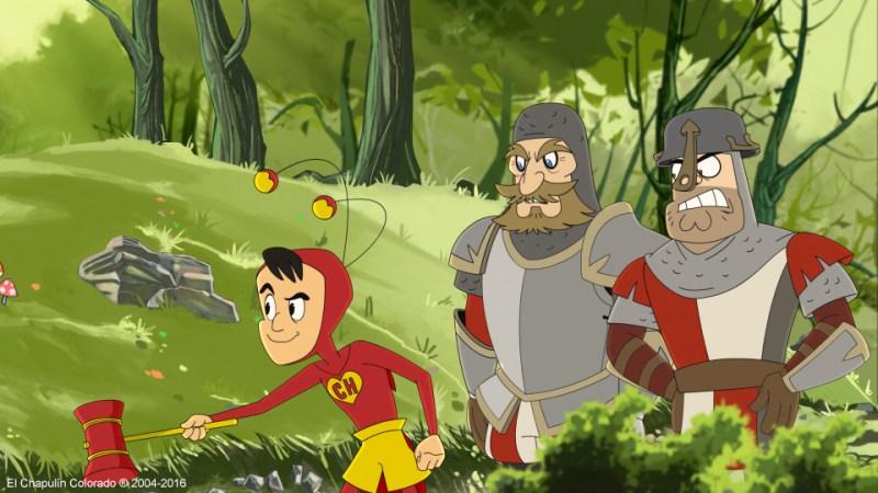 La serie animada El Chapulín Colorado estrena en México su segunda temporada - serie-animada-el-chapulin-colorado-800x450