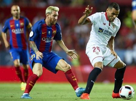 Barcelona vs Sevilla, Supercopa de España 2016   Resultado: 3-0