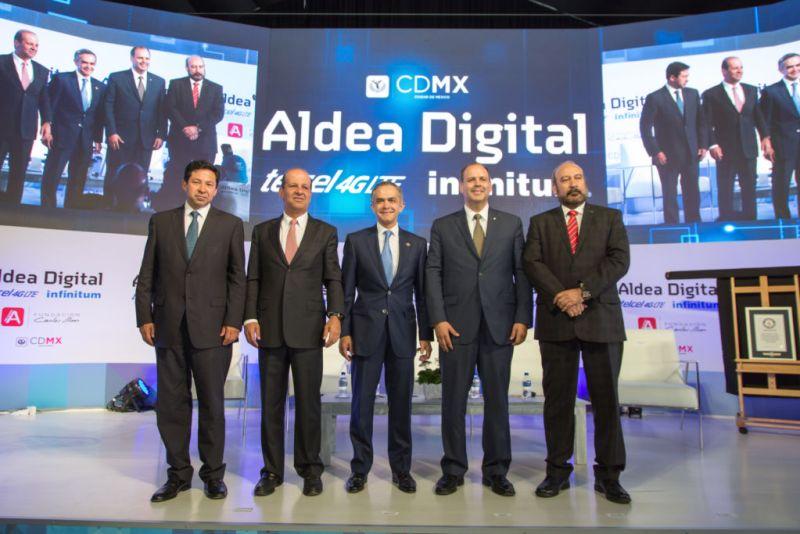 Concluye Aldea Digital 2016, el evento de inclusión digital más grande del mundo - clausura-_aldea-digital-800x534