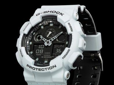 GA100L Military Color Series, nueva colección de relojes G-Shock - ga-100l-7a_01