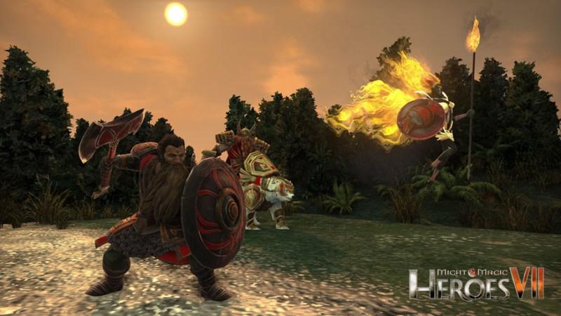 Ya disponible la nueva expansión Trial by Fire de Might & Magic Heores VII - heroes-might-magic-trial-by-fire-800x450