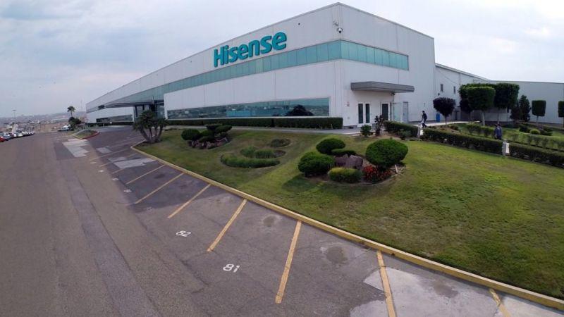Hisense apuesta por la producción de pantallas en el territorio mexicano - hisense-800x450