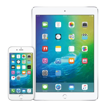 Apple lanza iOS 9.3.4