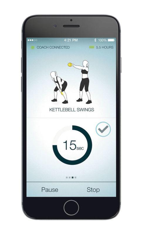 ¿Eres un runner?, auriculares Bluetooth para correr - jabra_iphone-screens_coach-monitorscoaches-mq-498x800
