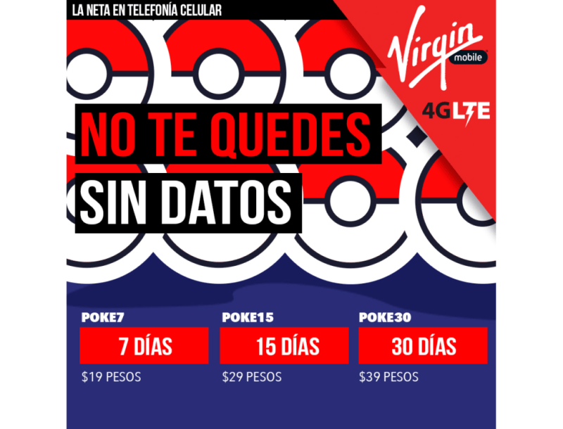 Virgin Mobile lanza Pokepaquetes super accesibles - pokemongo_virgin-800x610