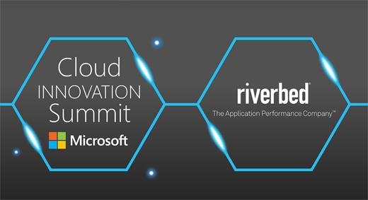 Riverbed presente en el Microsoft Cloud Innovation Summit 2016 - riverbed-patrocinador-cloud-innovation-summit