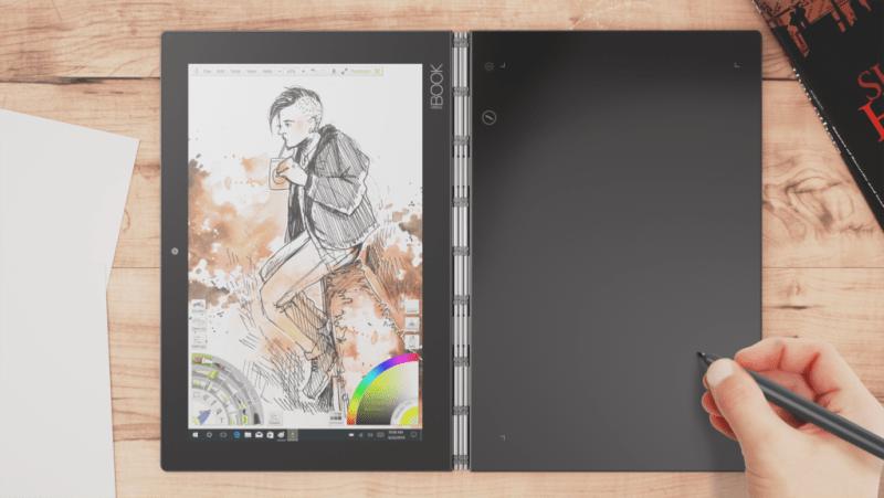 Lenovo revela la Yoga Book: tablet 2 en 1 más delgada y liviana del mundo - 11_yoga_book-800x451