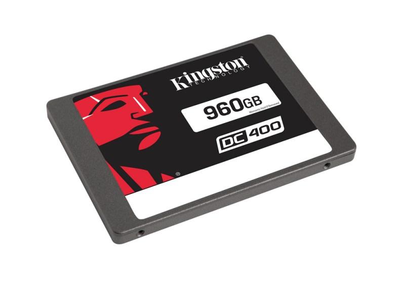 Kingston presenta su nueva SSD DC400 para servidores nivel de entrada - dc400-ssd-2-800x576