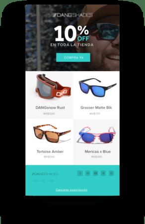 Weebly lanza Weebly 4.0, plataforma completa que une páginas web, e-commerce y marketing - email_2x