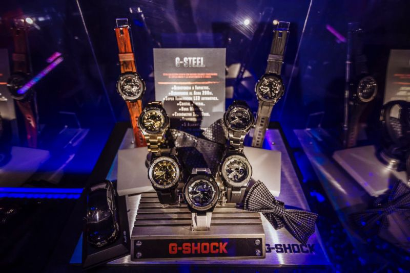 G-Shock presenta relojes con el balance perfecto entre resistencia, tecnología y diseño - g-shock-_g-steel