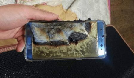 Samsung detiene envíos del Galaxy Note 7 ¿por explosiones?