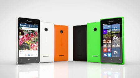 Microsoft finalizaría ventas de smartphones Lumia este fin de año
